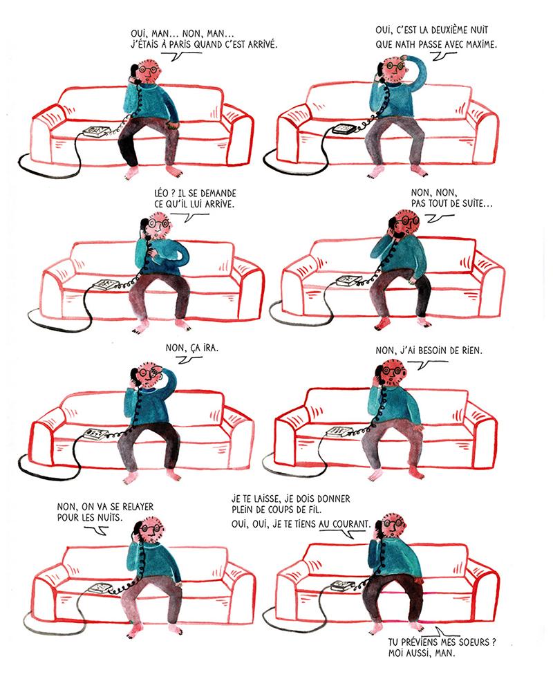 Anesthésie générale (click sur chaque planche pour lire) (1/4)