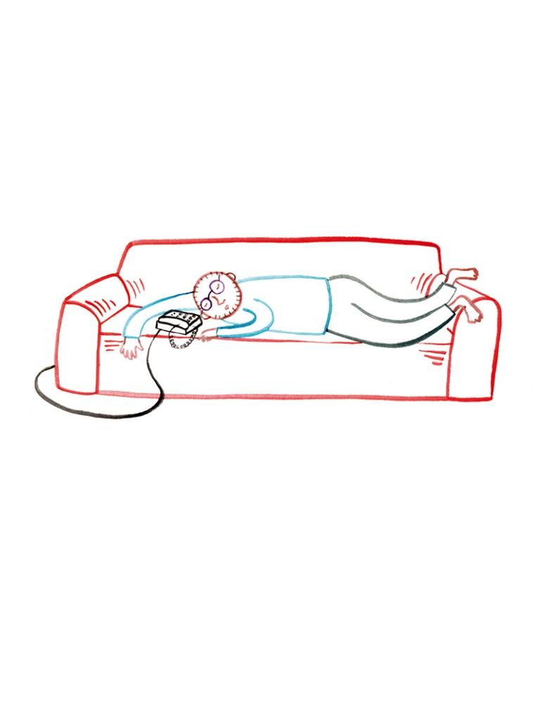 Anesthésie générale (click sur chaque planche pour lire) (3/4)